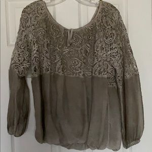 Piazza Roma blouse